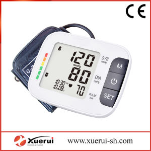 Ce Approval Digital Automatic Arm Blood Pressure Monitor pictures & photos