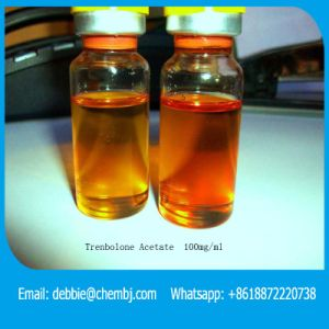 CAS: 10161-34-9 Bodybuilding Steroids Powder / Injection Tren Acetate 100mg/Ml pictures & photos