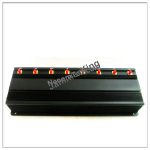 Online Head Shop China Wholesale Jammer for Android Phone Newest 3G Smart Mobile Phone GPS GSM Jammer pictures & photos