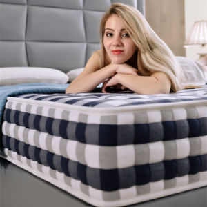 OEM Home Furniture Natural Latex Soft Bedroom Mattress G7901 pictures & photos