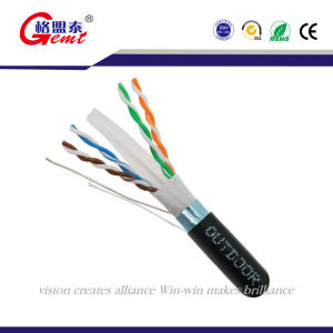 Ce UTP CAT6 LAN Cable/Networking Cable pictures & photos