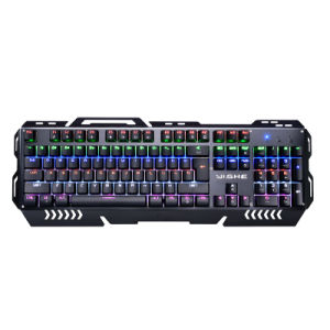 USB Wired Mechanical Computer Gaming Keyboard for Gamer pictures & photos