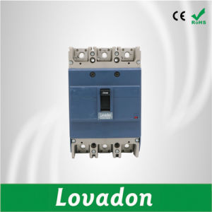 Good Quality MCCB Lnsx Series Blue Moulded Case Circuit Breaker pictures & photos