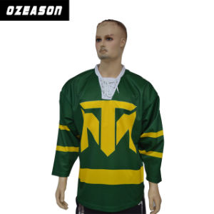 Wholesale Sportwear Reversible Sublimation Online Cheap Custom Ice Hockey Jersey pictures & photos