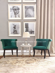 Red Colour Cheap Living Room Arm Chair pictures & photos
