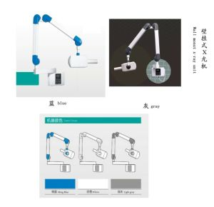Moving Type Dental X-ray Unit High Quality pictures & photos