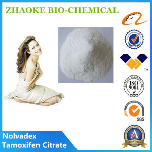 Anti-Cancer Drugs Tamoxifen Citrate Raw Powder 99% pictures & photos