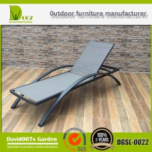 2017 Hot Sell Textilene Outdoor Patio Furniture Sun Lounger pictures & photos