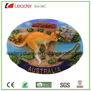 Custom Polyresin Souvenir 3D Refrigerator Magnet for Promotion Gifts pictures & photos
