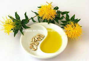 100% Cold Press Cosmetic Oil, Bulk Safflower Seed Oil pictures & photos