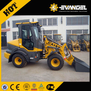 Articulated Mini Wheel Loader CS910 Made in China pictures & photos