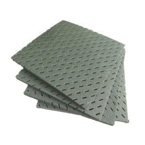 Environmental PE Foam Artificial Turf Shock Pad pictures & photos