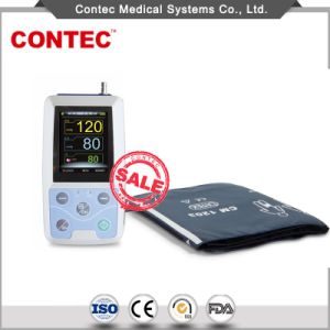 Portable 24 Hours Ambulatory Blood Pressure Monitor with Ce/FDA pictures & photos