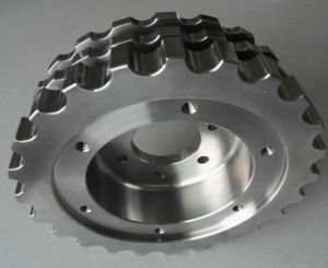Precision CNC Turned Part Lathe and Mill Machined Parts pictures & photos