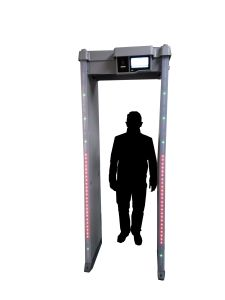 3D Multi-Angle Infrared Design VW-Wide Model Walk Through Metal Detector pictures & photos