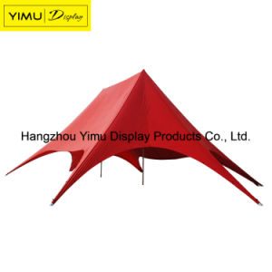 High Quality Aluminum Party Star Tent, New Design Folding Star Party Tent for Event pictures & photos