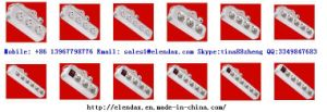 European Style 10/16A 5 Way Extension Power Switch Socket (E8005ES) pictures & photos