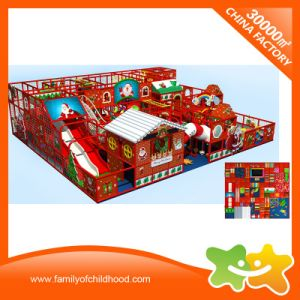 Merry Christmas Theme Indoor Amusement Park Games Equipment for Children pictures & photos