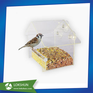Special Clear Acrylic Bird Cage, Storage Plexiglass Bird Hamster Cage pictures & photos