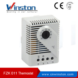 Controlling Heating and Cooling Mechanical Temperature Thermostat (FZK011) pictures & photos