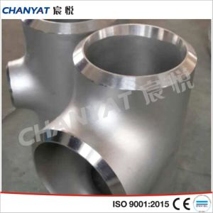 A403 (WP317, S31700) ASTM Fitting Stainless Steel Tee pictures & photos