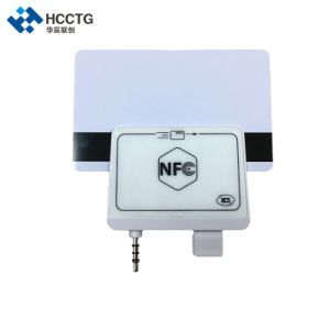 2 in 1 Acs ACR32 Mobilemate Contact Magnetic Card Reader Support Magnetic Card & ISO7816 Card +Free Sdk pictures & photos
