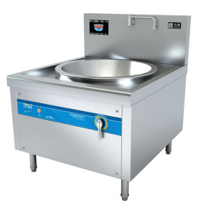 Commercial European-Style Cooking Induction Big Stove with One Burner pictures & photos