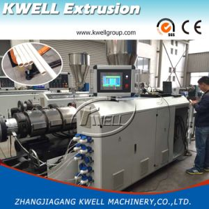 16-630mm PVC Pipe Extrusion Machine/Extruder pictures & photos