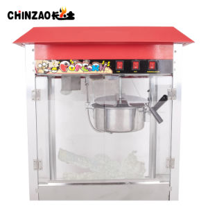 Electric Popcorn Maker Snack Machine Chz-6A pictures & photos