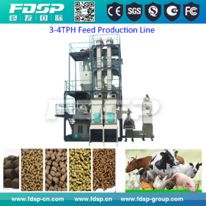 Modular Structure Poultry Feed Manufacturing Equipment (SKJZ4800) pictures & photos