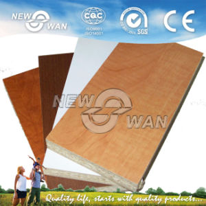 18mm Different Color Melamine Faced MDF for Wardrobe (NMM-1122) pictures & photos