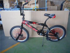 Spoke Wheel BMX Bike with Disc Brake (AOK-BMX023) pictures & photos