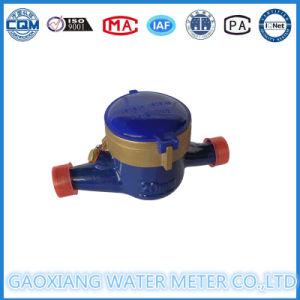 1/2′′ Inch Multi Jet Class B Residential Cold Water Meter pictures & photos