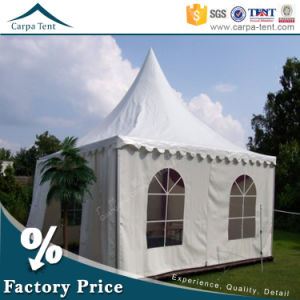5X5m High Peak Pagoda Tent High Peak Marquee Tents with Lower Price pictures & photos