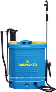 Battery&Manual Operated Sprayer Pump pictures & photos