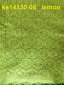 2015 High Quality African Cord Lace pictures & photos