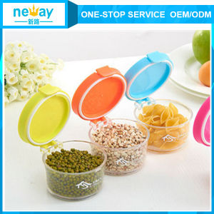 Neway High Quality Plastic Jar pictures & photos