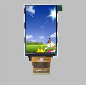 3.0 Inch Sunlight Readable TFT LCD Module with 240X400 Resolution pictures & photos
