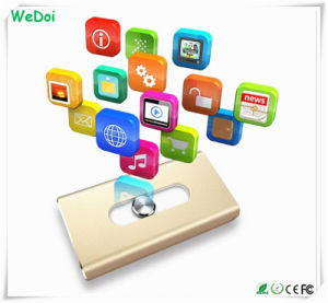 New OTG USB Flash Drive for iPhone5/6 with High Speed (WY-pH18) pictures & photos