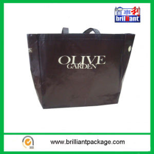 Cheap PP Woven Laminated Shopping Bag pictures & photos