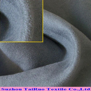 Fashion Designed Micro-Suede Fabric for Shoes pictures & photos
