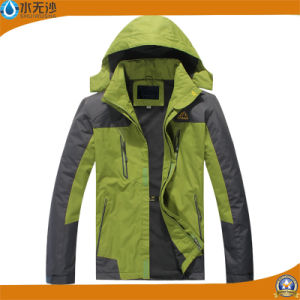 Wholesale Men′s Fashion Ski Jacket Winter Motorcycle Jacket pictures & photos