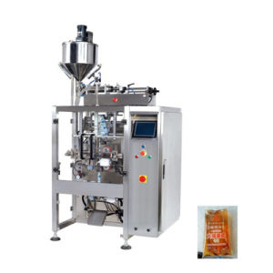 Cer Pump Liquid & Paste Packaging Machine (CP420BP)