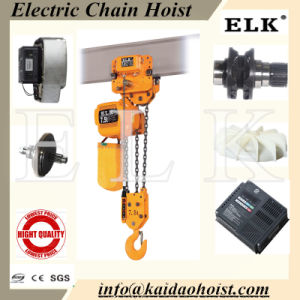 3ton Clutch Type Hoist pictures & photos