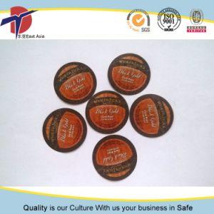 Die Cut Peelable Heat Seal Plastic Cup Aluminum Lid Foil pictures & photos