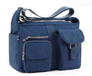 Fashion Nylon Women Sling Bag Messenger Bag Crossbody Bag Sh-16051110 pictures & photos