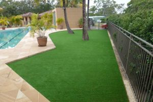 Anti-UV Landscape Decoration Synthetic Artificial Grass for Garden (L20) pictures & photos