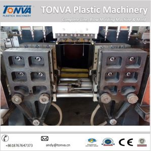 Plastic Balls Pneumatic Type Extrusion Blow Moulding Machine pictures & photos