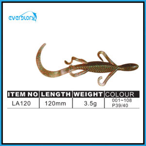 Economic Grade Soft Fishing Lure Fishing Tackle pictures & photos