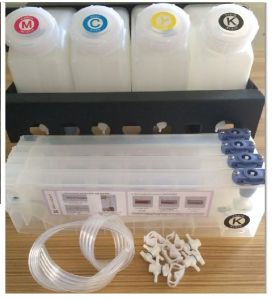 Bulk System 4PCS Bottle+4PCS 220ml Cartridge pictures & photos